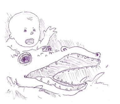 Ferocious Sketch