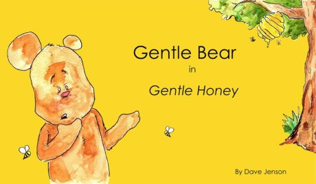 Gentle Bear Cover